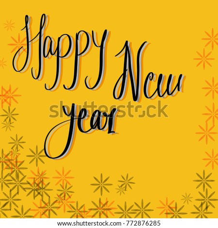 new year celebration banner background 2018 greeting card wishes