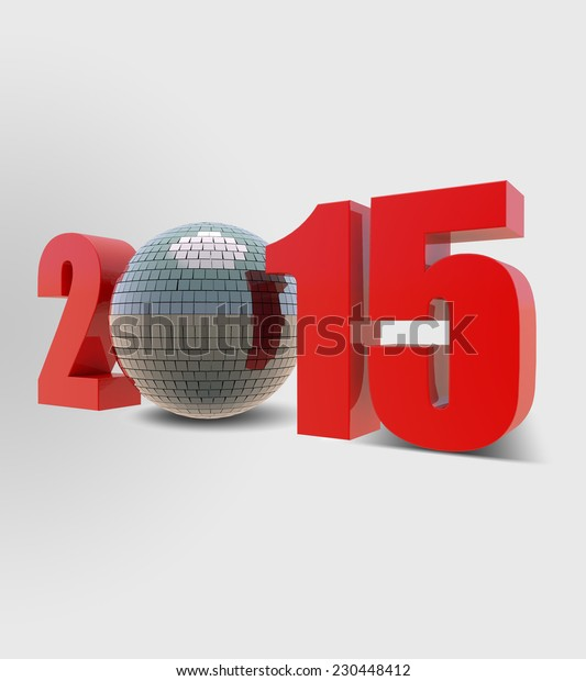New Year Party Ball