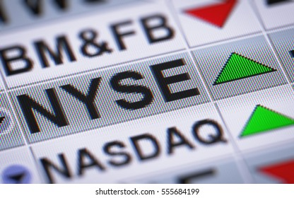 "The New York Stock Exchange (abbreviated as NYSE and nicknamed ""The Big Board"") is an American stock exchange located at 11 Wall Street, Lower Manhattan, New York City, New York."