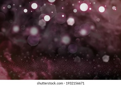 nice glossy abstract background glitter lights defocused bokeh - holiday mockup texture with blank space for your content