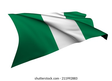 Nigeria flag - collection no_5
