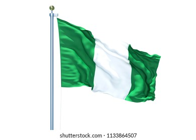 Nigeria Waving Flag Images Stock Photos Vectors Shutterstock