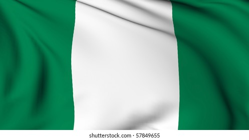 Nigeria flag World flags Collection