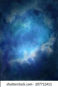 night skies art