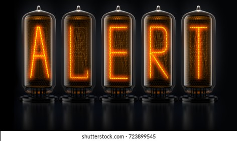 Nixie-tube Images, Stock Photos & Vectors | Shutterstock