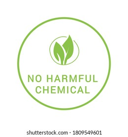 No harmful chemical icon. It is used in natural skin care and personal care products.