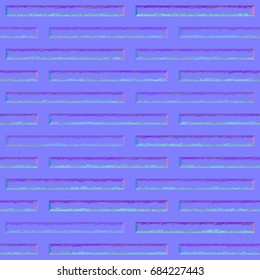 Normal map texture
