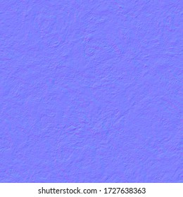 Normal map texture of stone, plaster, stucco wall. Seamless tillable texture very high in quality.It can be used for creating shaders and materials in all 3D programs.