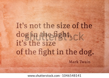 Royalty Free Stock Illustration Of Not Size Dog Fight Famous