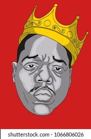 Notorious Big Hip Hop