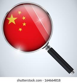 NSA USA Government Spy Program Country China