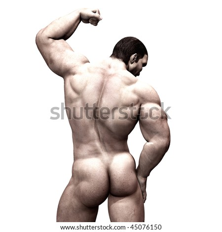 Opinion Body building nude male have