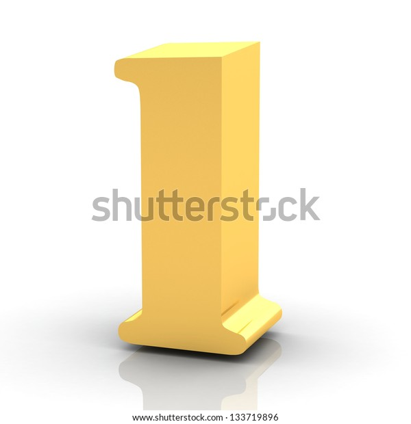 The Number 1 - Gold