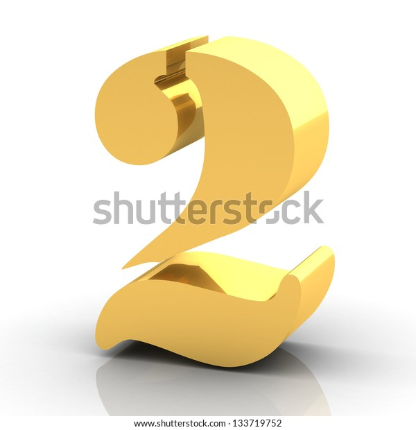The Number 2 - Gold