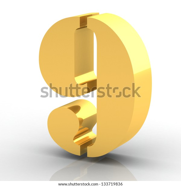 The Number 9 - Gold