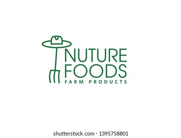 Nuture Foods Farm products Logo