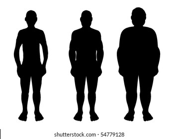 obesity and men