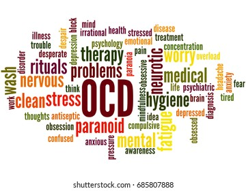 Obsessive Compulsive Disorder Ocd Images, Stock Photos