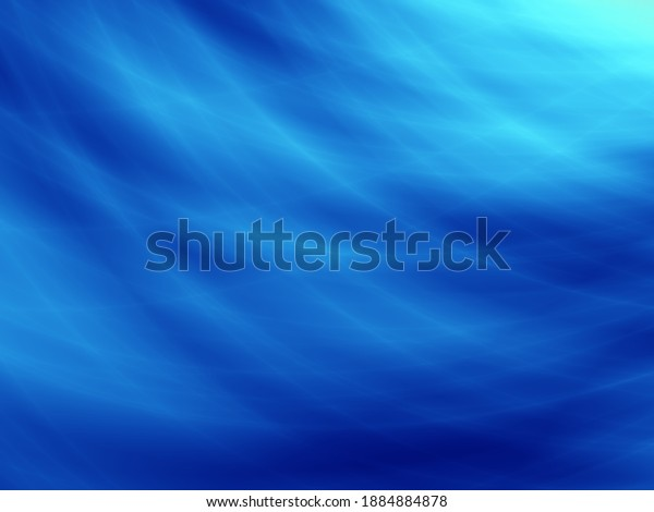 Ocean wave texture blue art abstract background