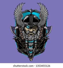 Odin nordic God