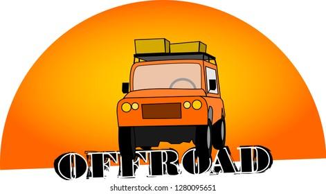 Off road car