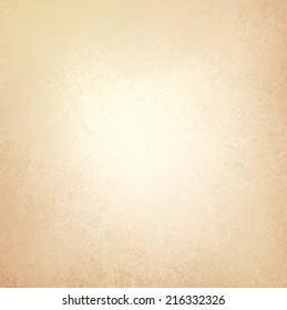 off white background, brown beige or tan color design, vintage grunge texture