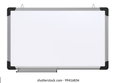 Office magnetic board. 3d rendering