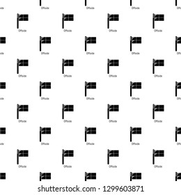 Offside pattern seamless repeating for any web design