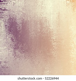 oil abstract background in purple and ivory