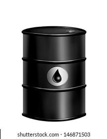 oil barrel drum
