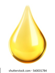 Oil drop icon Raster copy