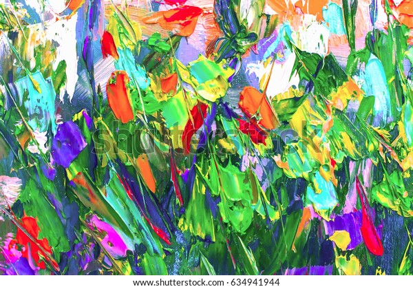 Oil Painting, Impressionism style, texture painting, flower still life painting art painted color image, wallpaper and backgrounds, canvas, artist, painting floral pattern,o