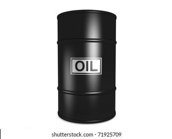 Oil in tunk