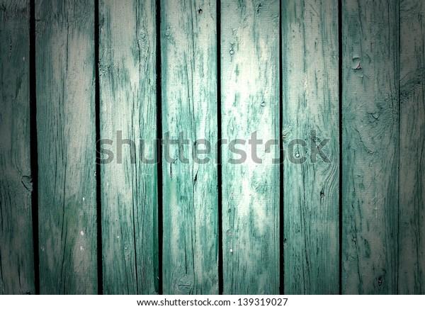 Old color plank background