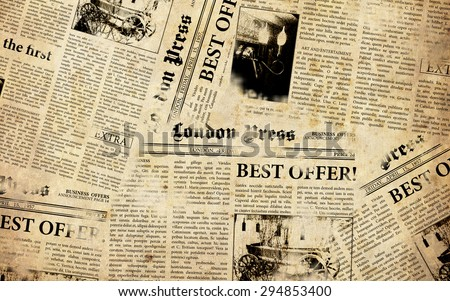 newspapers background stock illustration 294853400 newspapers background stock illustration 294853400