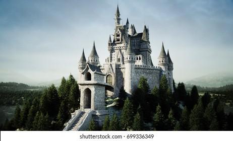 Castle Images Stock Photos Vectors Shutterstock