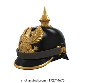 Old German Helm
