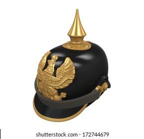 Old German Helm