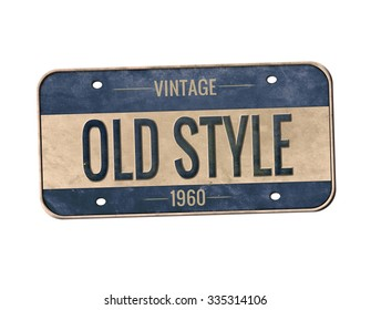 Royalty-Free Usa License Plate Stock Images, Photos