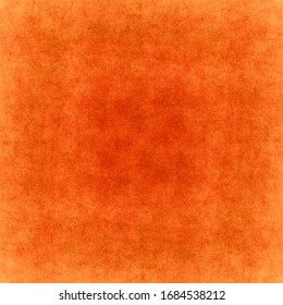 old orange watercolor background texture