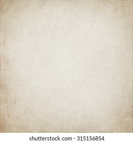 old paper canvas texture background