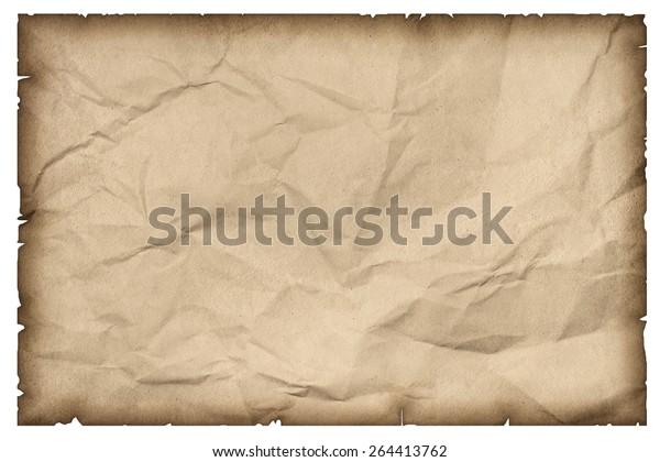Old Paper Texture Vintage Texture Stock Illustration 264413762