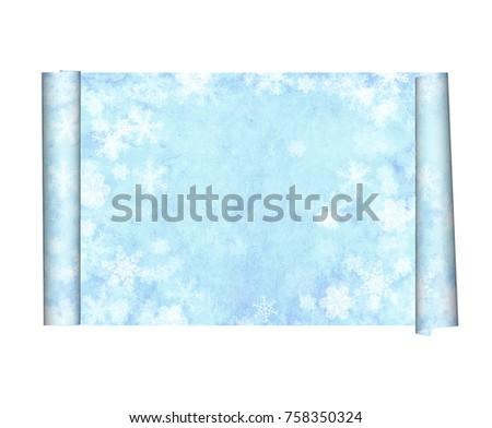old parchment paper texture blue color stock illustration 758350324