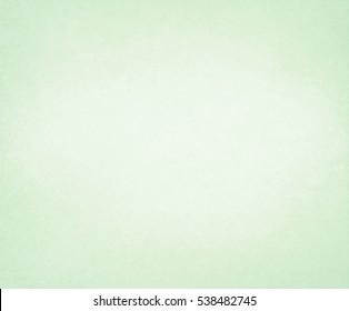 old pastel mint green paper background with vintage texture and faint vignette borders