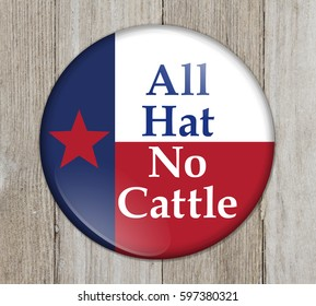 0f02d692aa9 A old Texan saying button