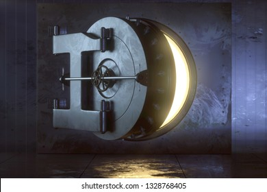 Old Vault opens (3D Rendering)