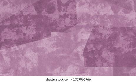 Old vintage pink grunge background