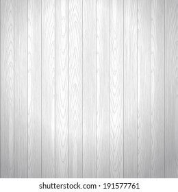 Old washed wood texture vector background. Floor boards. Gray color. Raster version.