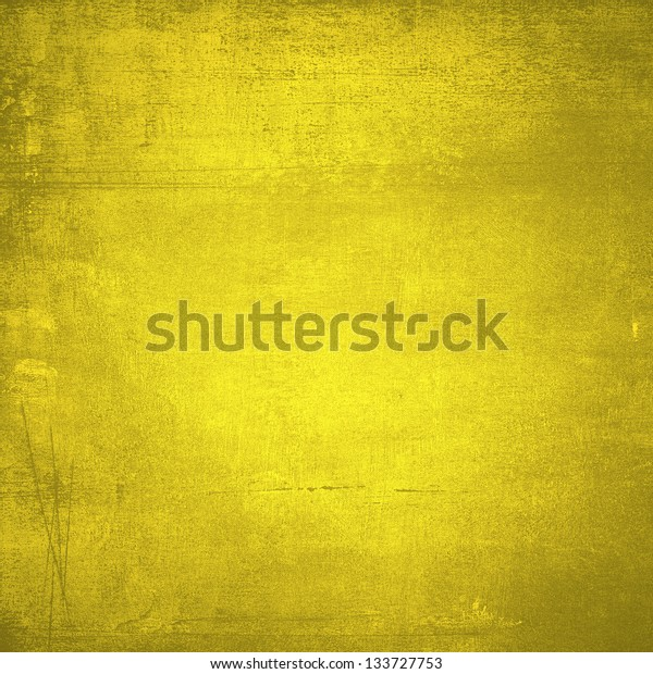 Old yellow paper background pattern