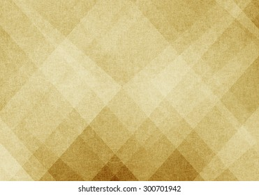 old yellowed paper with abstract design, vintage old beige and brown background design, neutral colors, triangle and diamond shapes with angled lines in abstract pattern layers